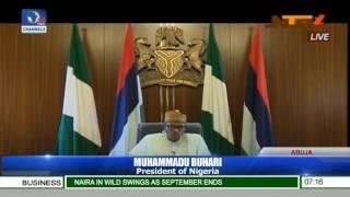 Nigeria @56: Presidential Broadcast Pt 2