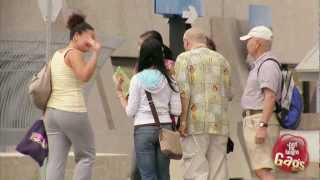 Crazy Lost Asian Tourists Prank