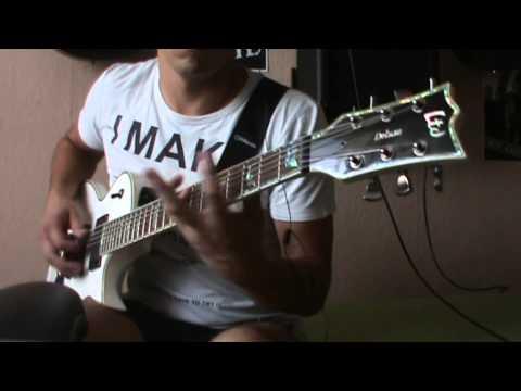 Parkway Drive - Sleepwalker (Guitar Cover)