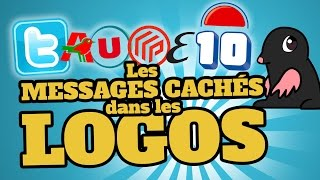 Video TOP 10 des messages cachés dans les LOGOS MP3, 3GP, MP4, WEBM, AVI, FLV Agustus 2017