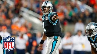 Who's Cam Newton's Biggest Competition For NFL MVP in 2016? | NFL HQ by NFL Network