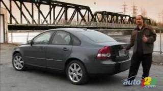 2006 Volvo S40 Review By Auto123.com