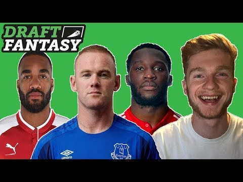 DRAFT FANTASY FOOTBALL! - 2017/18 - INTRODUCTION!
