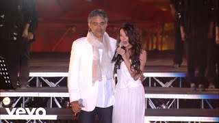Video Andrea Bocelli, Sarah Brightman - Canto Della Terra (HD) MP3, 3GP, MP4, WEBM, AVI, FLV Juli 2018