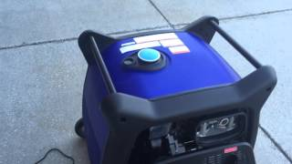 1. Yamaha EF6300iSDE Battery Charger Modification