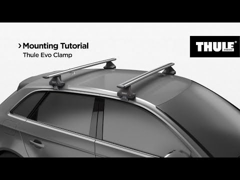 Roof racks - Thule Evo Clamp