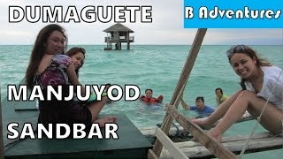 Dumaguete Philippines  city pictures gallery : Dumaguete: Manjuyod White Sandbar, Robinsons Place Mall, Philippines S1 Ep16