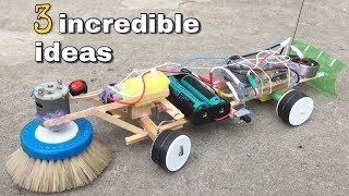 Video 3 incredible Homemade inventions and ideas MP3, 3GP, MP4, WEBM, AVI, FLV Mei 2019