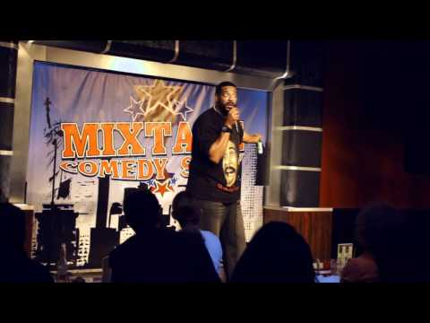 Mixtape Comedy Show - Talent, Part 3