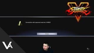 Street Fighter V News - Capcom Responds To Rage Quitting
