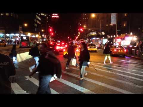 Apple iPhone 5c Nighttime Sample Video