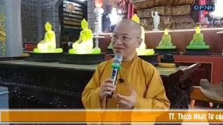 TT. Thích Nhật Từ cùng đoàn hành hương viếng thăm chùa Vĩnh Hưng, Sóc Trăng