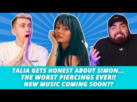 Talia Opens Up About Relationship With Simon... - What's Good Podcast Full Episode 78