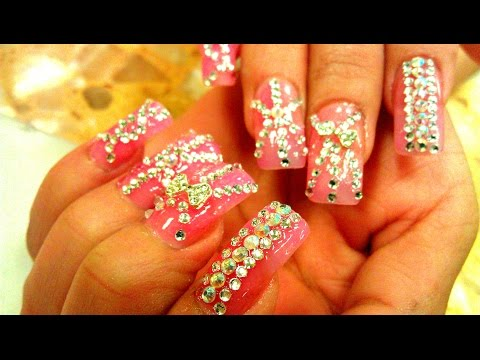 Video Categories Acrylic Nails And Nail Art Design Tutorials