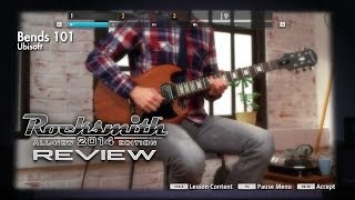 Mark dons his spandex and shreds his way through through Ubisoft's great guitar teaching tool Rocksmith 2014. Read Mark's...