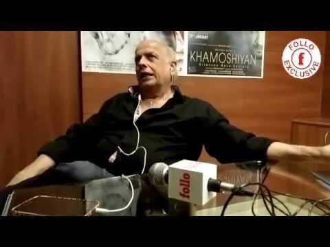 Mahesh Bhatt Live Chat