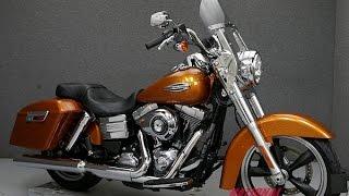 8. 2014 Harley Davidson FLD Dyna Switchback  - National Powersports Distributors