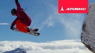 Atomic Automatic Skis 2014