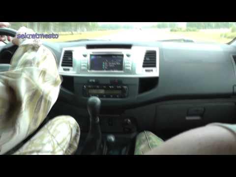 Toyota hilux pick up 2006 снимок