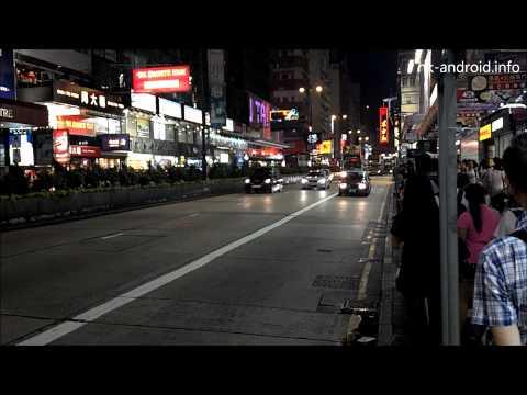 Motorola Razr Maxx 夜拍測試 | hk-android.info