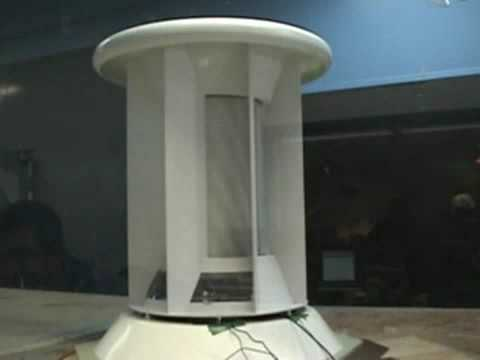 TESNIC Tesla Turbine-based Wind Turbine - Free Energy - Freie