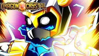 O GUERREIRO COM KI INFINITO ! - Dragon Crystal ‹ Ine ›