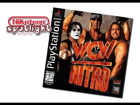 wcw nitro playstation roster