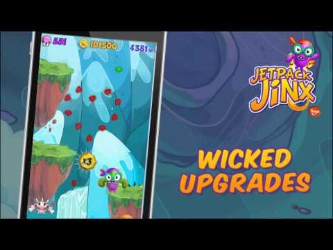 Video of Jetpack Jinx for Tango