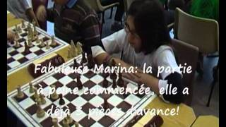 Saint-Maur-Des-Fosses France  city pictures gallery : Saint-Maur-des-Fossés au Championnat de France d'échecs des écoles 2011 (1/2)