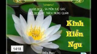 35/50, Phẩm 32: Tỳ khưu ni Vi Diệu - Quyển 7 (HQ) | Kinh Hiền Ngu Nhân Duyên