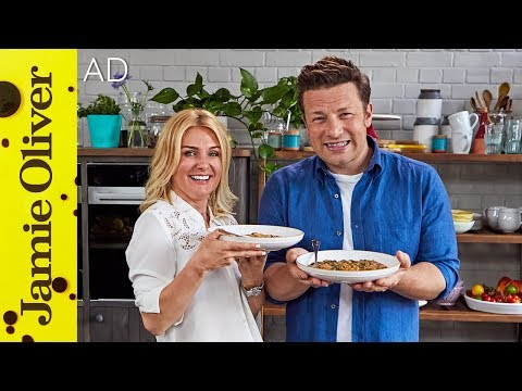 Incredible Italian Soup   Zuppa Toscana   Jamie Oliver   #MyFoodMemories   AD