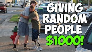 Video Giving Homeless People $1,000 (Not Clickbait) MP3, 3GP, MP4, WEBM, AVI, FLV Juni 2019