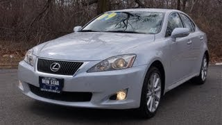 2009 Lexus IS250 AWD Sedan