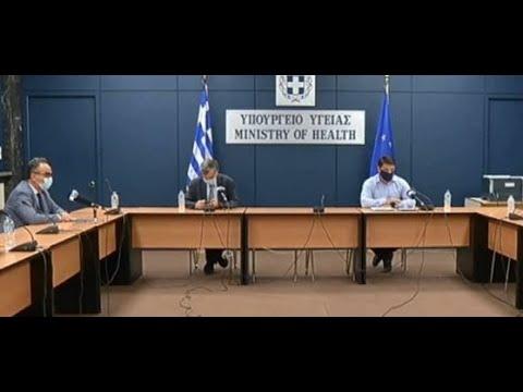 Κορονοϊός-Ελλάδα: 121 νέα κρούσματα – Κανένας θάνατος