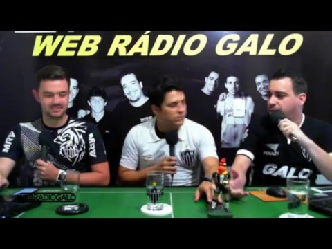 AO VIVO: Programa Debate Galo – Part. Dudu Graffite