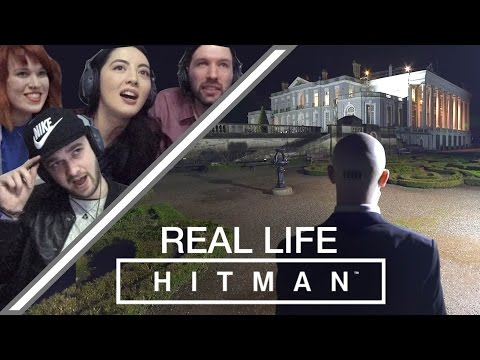 A RealLife Playable Version of the Hitman Video