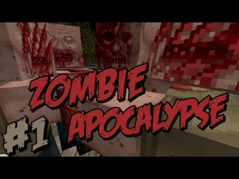 Zombie Apocalypse Part 1 – Three Weeks Later