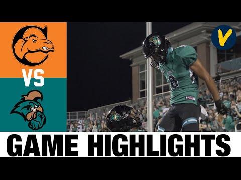 Campbell vs Coastal Carolina Highlights | Week 3 College Football Highlights | 2020 College Football
