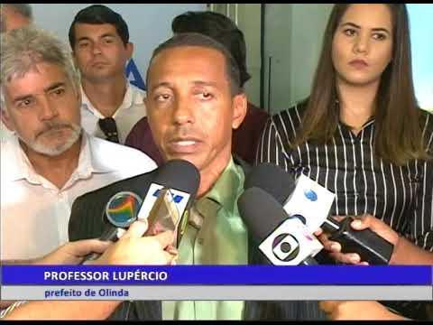 [JORNAL DA TRIBUNA] Prefeitura de Olinda libera mais de R$7 milhões para calçamento e iluminação