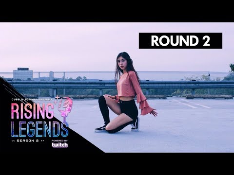 BLACKPINK - PLAYING WITH FIRE | Cube x Soompi Rising Legends Round 2