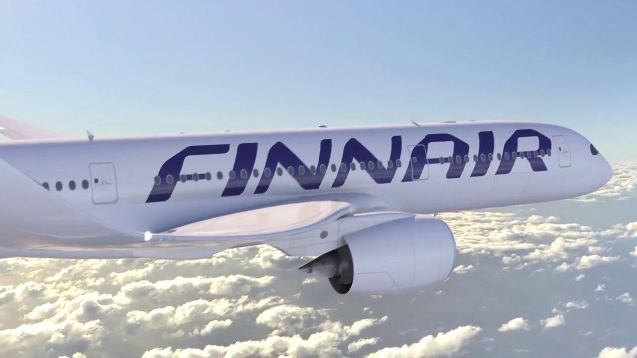 Finnairin matkustajam&auml;&auml;r&auml;<br /> kasvoi yli 17 prosenttia