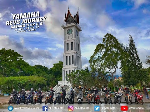 Yamaha Revs Journey Sabang Episode 3