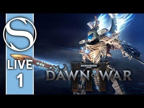 геймплей Warhammer 40,000: Dawn of War III