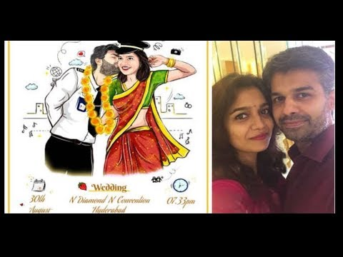Actress Swathi Reddy Getting Married To Vikas On August 30 | Tollywood News