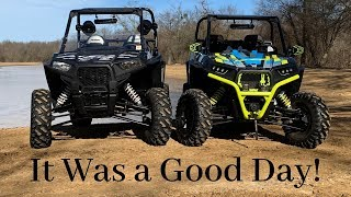 2. New 2018 RZR 900s Break-in Day!