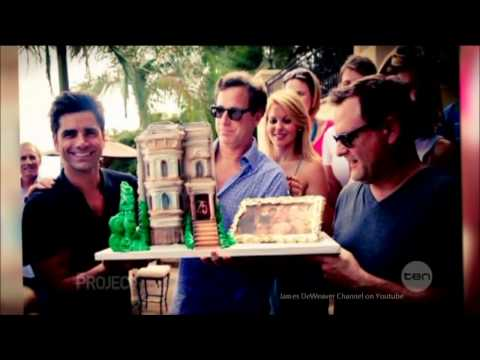 Actor/Comedian Bob Saget Australian Tv Interview before Tour 20-11-2013