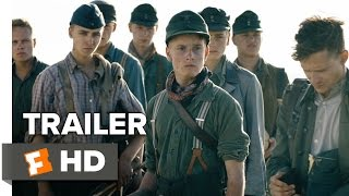 Nonton Land of Mine Official Trailer 1 (2016) - Roland Moller Movie Film Subtitle Indonesia Streaming Movie Download