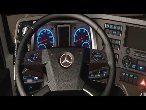 Mercedes Benz Mp4 sound mod v1
