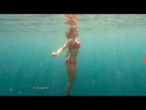 Shreya saran hot bikini video