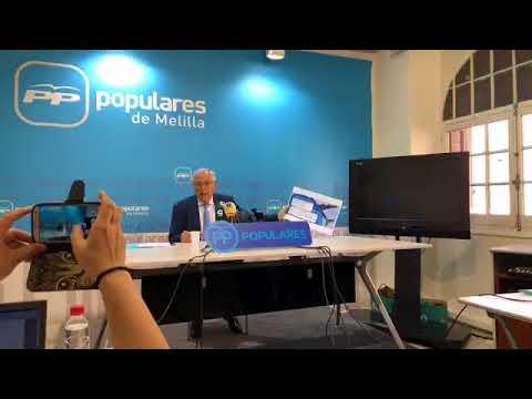 """Imbroda confía en que """"las líneas con Almería, Granada y Sevilla estén operativas en septiembre"""""""